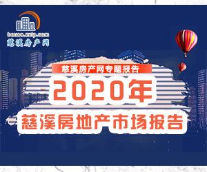 2020年慈溪房地产年报